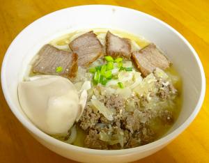 My humble alternative: Cha-shu Beef Miso Ramen